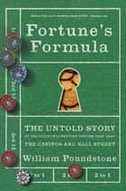 Fortune's Formula ebook by William Poundstone