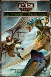 Leviathans in the Clouds ebook by David Parish-Whittaker,Steven Savile