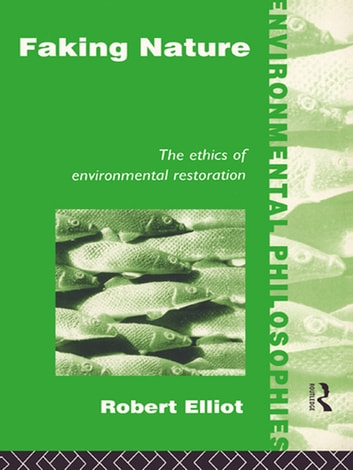 philosophy ecological restoration Environmental philosophy is a branch of philosophy that is concerned with the natural environment and humans restoration of nature consideration of future.