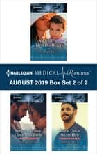 Harlequin Medical Romance August 2019 - Box Set 2 of 2 ebook by Tina Beckett, Ann McIntosh, Amy Ruttan