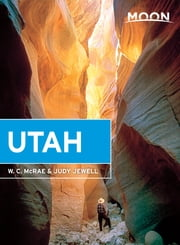 Moon Utah ebook by W. C. McRae,Judy Jewell