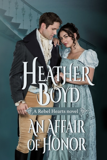 An Affair of Honor ebook by Heather Boyd