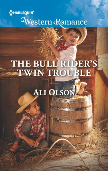 The Bull Rider's Twin Trouble ebook by Ali Olson