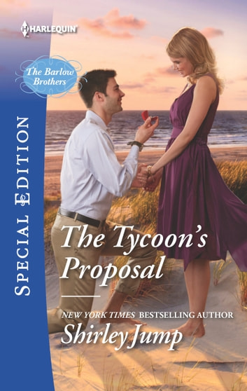The Tycoon's Proposal ebook by Shirley Jump