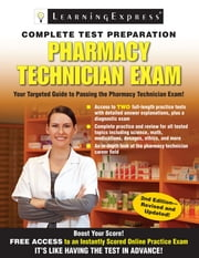 Pharmacy Technician Exam ebook by Kobo.Web.Store.Products.Fields.ContributorFieldViewModel