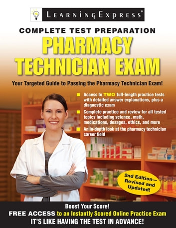 Pharmacy Technician Exam ebook by Learning Express Llc