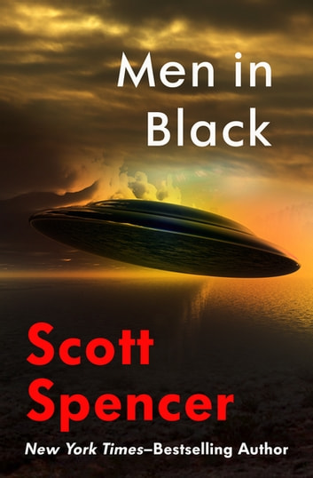 Men in Black ebook by Scott Spencer