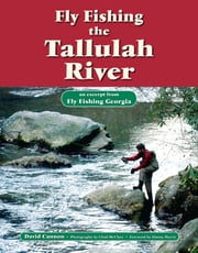 Fly Fishing the Tallulah River - An Excerpt from Fly Fishing Georgia ebook by David Cannon,Chad McClure