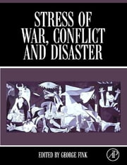Stress of War, Conflict and Disaster ebook by