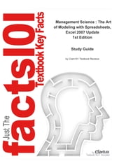 Management Science , The Art of Modeling with Spreadsheets - Business, Business ebook by CTI Reviews