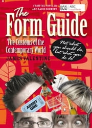 Form Guide ebook by James Valentine
