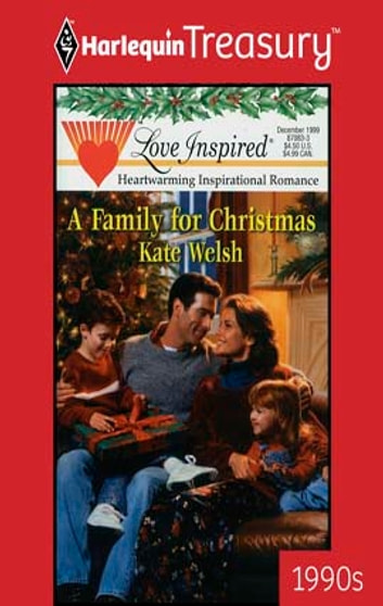 A Family for Christmas ebook by Kate Welsh