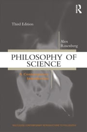 Philosophy of Science - A Contemporary Introduction ebook by Alex Rosenberg