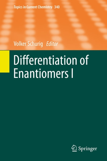 Differentiation of Enantiomers I ebook by