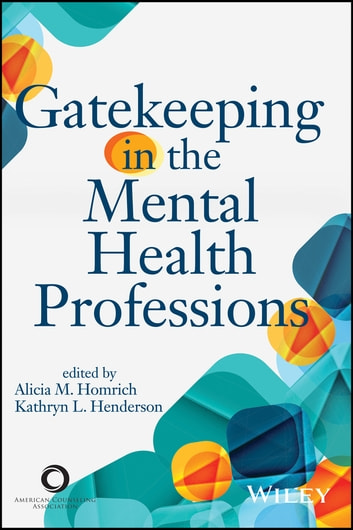 Gatekeeping In The Mental Health Professions Ebook By