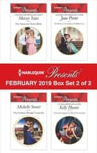 Harlequin Presents - February 2019 - Box Set 2 of 2 - An Anthology ebook by Maisey Yates, Michelle Smart, Jane Porter,...