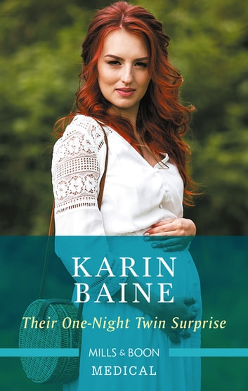 Their One-Night Twin Surprise ebook by Karin Baine