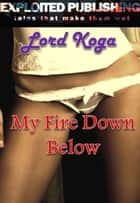 My Fire Down Below ebook by Lord Koga