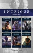 Intrigue Box Set 1-6/Under the Cowboy's Protection/Do-or-Die Bridesmaid/In Self Defence/Rules in Rescue/Desperate Intentions/Marked ebook by Julie Miller, Carla Cassidy, Debra Webb,...