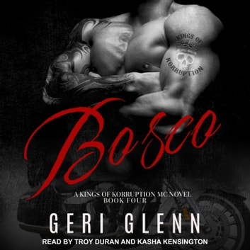 Bosco audiobook by Geri Glenn