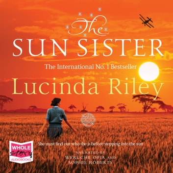 The Sun Sister audiobook by Lucinda Riley