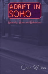 Adrift in Soho ebook by Colin Wilson