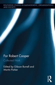 For Robert Cooper - Collected Work ebook by Martin Parker,Gibson Burrell