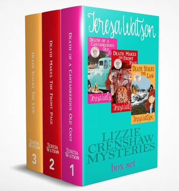 Lizzie Crenshaw Mysteries - Box Set of 3 - Lizzie Crenshaw Mystery ebook by Teresa Watson