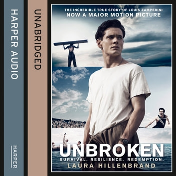 Unbroken audiobook by Laura Hillenbrand
