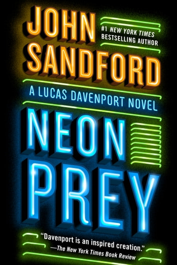 Neon Prey ebook by John Sandford