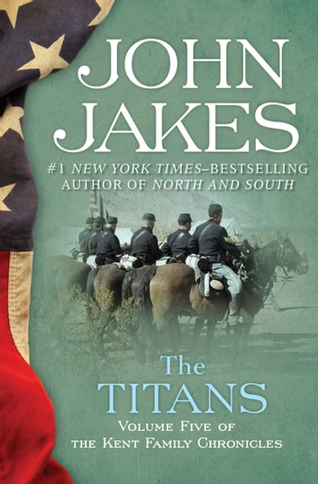 The Titans eBook by John Jakes
