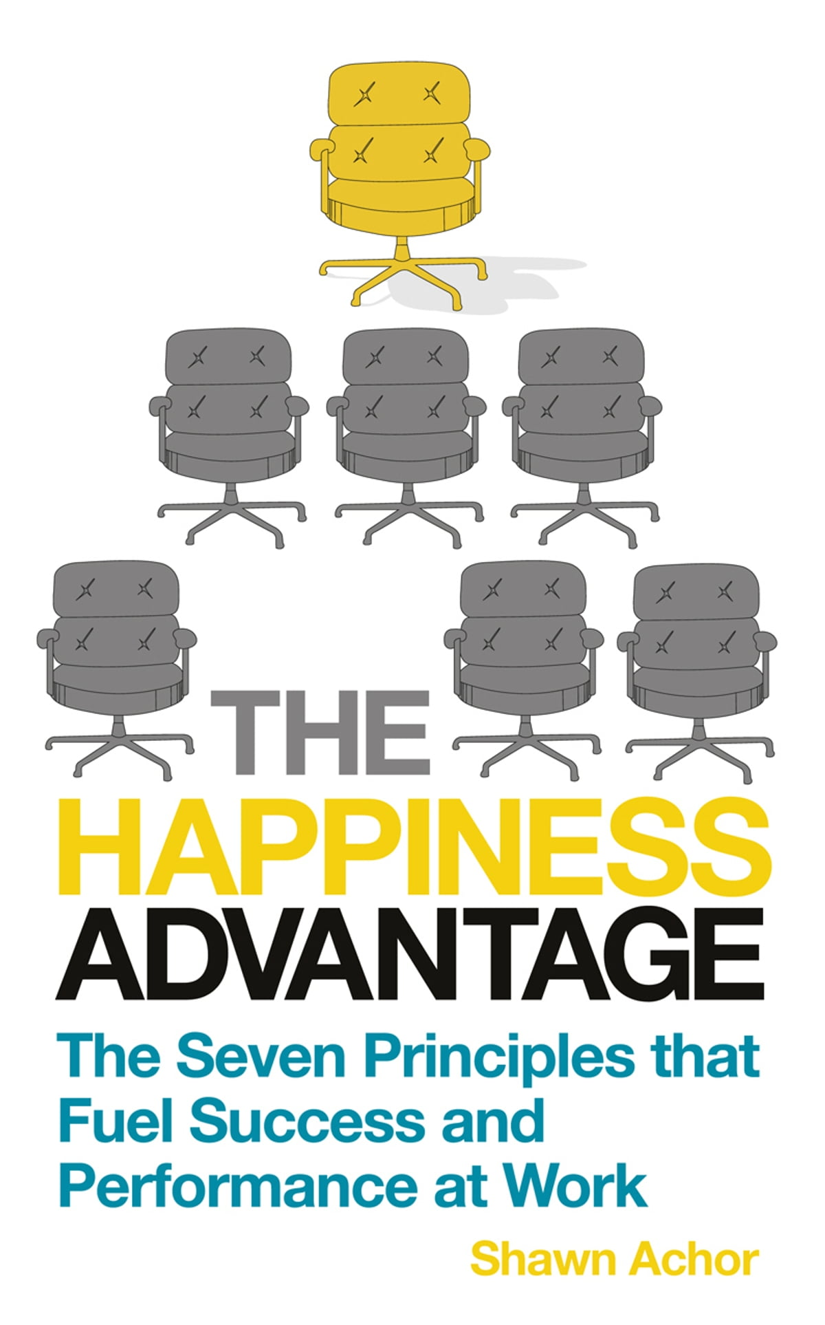 The Happiness Advantage eBook by Shawn Achor