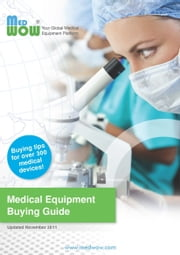 Medical Equipment Buying Guide ebook by MedWOW