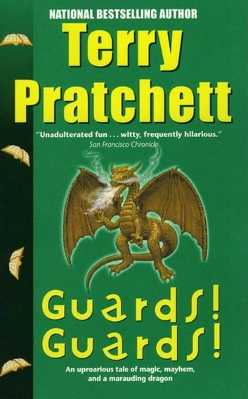 Guards! Guards! - A Novel of Discworld ebook by Terry Pratchett