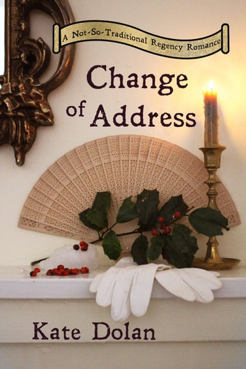 Change of Address ebook by Kate Dolan