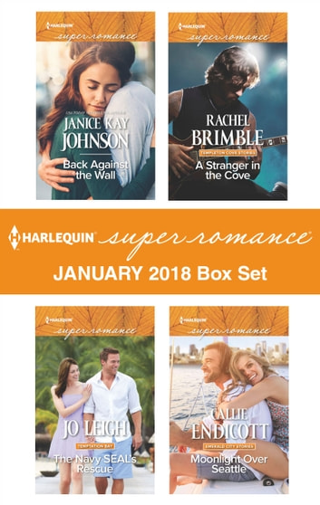 Harlequin Superromance January 2018 Box Set 電子書 by Janice Kay Johnson,Jo Leigh,Rachel Brimble,Callie Endicott