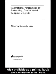International Perspectives on Citizenship, Education and Religious Diversity ebook by