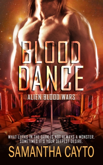 Blood Dance ebook by Samantha Cayto