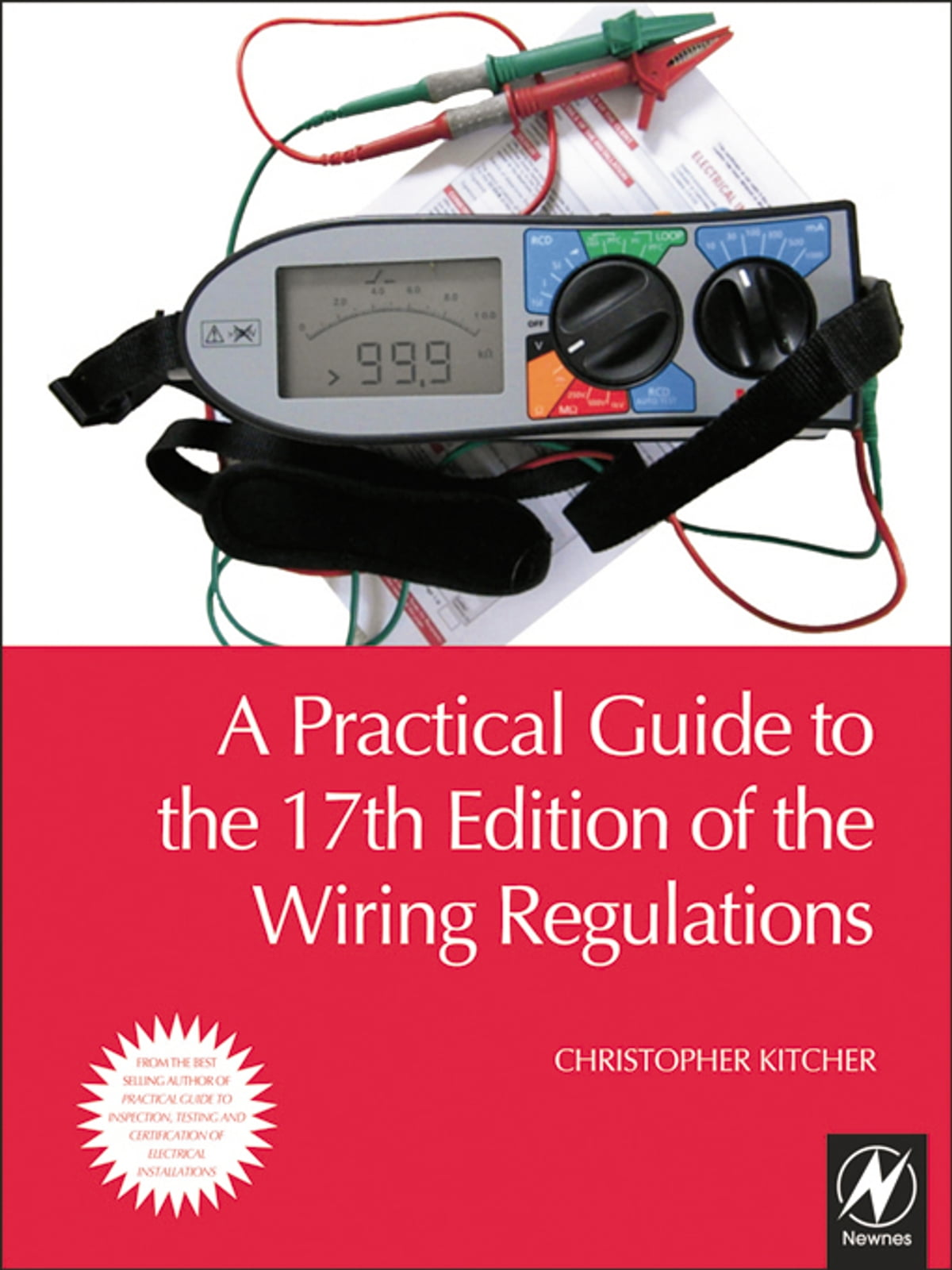 A Practical Guide to the of the Wiring Regulations ebook by Christopher  Kitcher - Rakuten Kobo