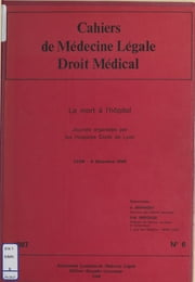 La Mort à l'hôpital ebook by Kobo.Web.Store.Products.Fields.ContributorFieldViewModel