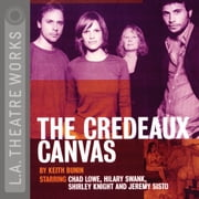 The Credeaux Canvas audiobook by Keith Bunin