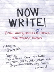 Now Write! - Fiction Writing Exercises from Today's Best Writers and Teachers ebook by Sherry Ellis