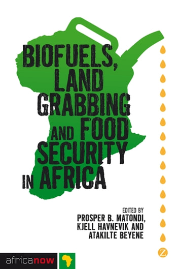 Biofuels, Land Grabbing and Food Security in Africa ebook by Patience Mutopo,Atakilte Beyene,Hanne Haaland,Festus Boamah,Marie Widengård,Rune Skarstein