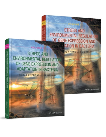 Stress and Environmental Regulation of Gene Expression and Adaptation in Bacteria, 2 Volume Set ebook by