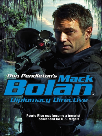 Diplomacy Directive ebook by Don Pendleton
