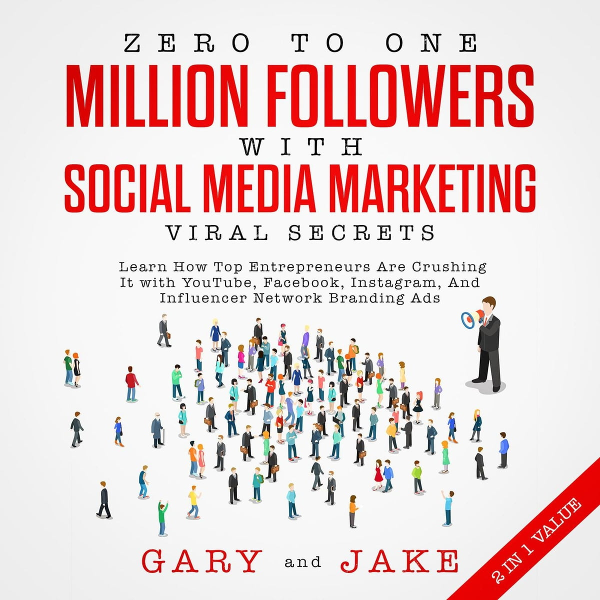 Viral Ad: Zero To One Million Followers With Social Media Marketing