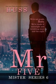 Mr Five E-bok by J.A. Huss