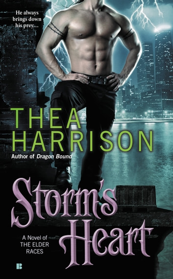Storm's Heart ebook by Thea Harrison