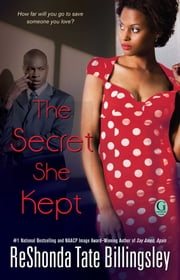 The Secret She Kept ebook by ReShonda Tate Billingsley