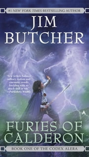 Furies of Calderon ebook by Jim Butcher